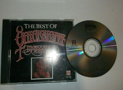 The Best of Quicksilver Messenger Service [Capitol] (CD, 1990) Psychedelic Rock