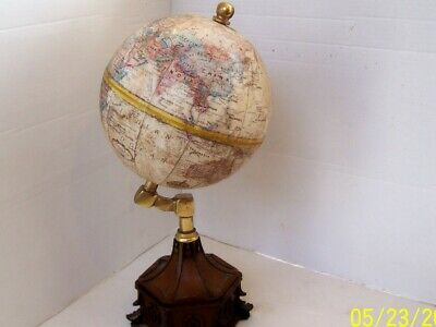 Replogle( USA) World Desk Globe, c1950s(?)