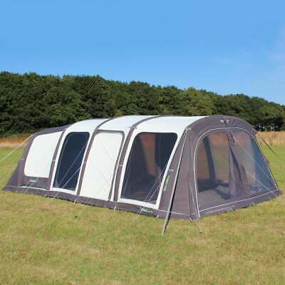 Outdoor Rev Airedale Pro Climate 6 Man Inflatable Air Camping Tent Poly Cotton