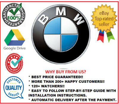 💸BMW INPA 5.0.6 One Click Install NCS Expert Bmw Coding Tool32 WinFKP DCAN OBD2