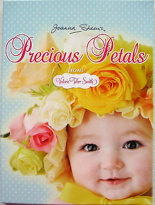 Precious Petals babies paper craft CD - Joanna Sheen - toppers, papers, tags
