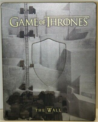 HBO Game of Thrones Season 4 Blu-Ray Steelbook (2016)