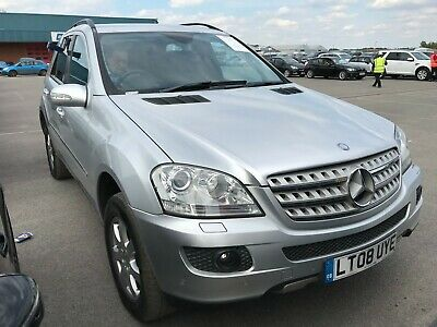 08 Mercedes-Benz Ml280 3.0 Cdi Edition S - Satnav, Leather, Climate, Low Miles