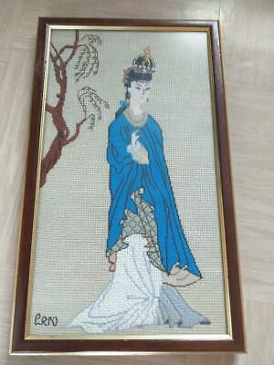 vintage Chinese tapestry