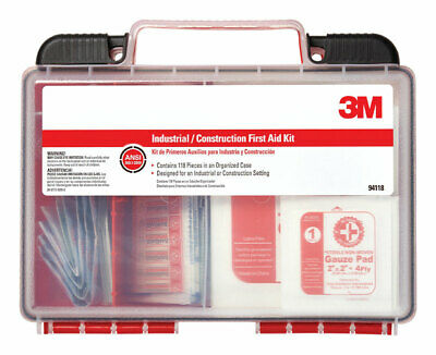 3M  Industrial/Construction  First Aid Kit  118 count
