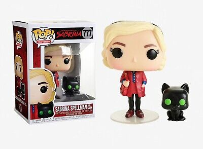 Funko Pop TV: Chilling Adventures of Sabrina - Sabrina Spellman and Salem #38866