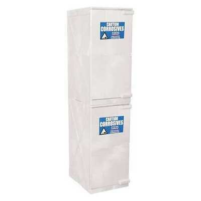 EAGLE M24CRAW Corrosive Safety Cabinet,24 gal.