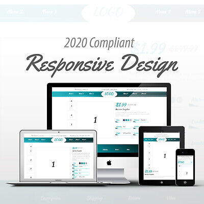 2019 Compliant Mobile Responsive Ebay Auction Listing Template Professional 05