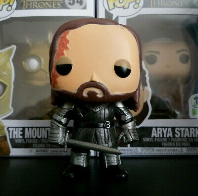 Funko Pop! Game Of Thrones The Hound #05 Vaulted OOB Loose Vinyl Figure