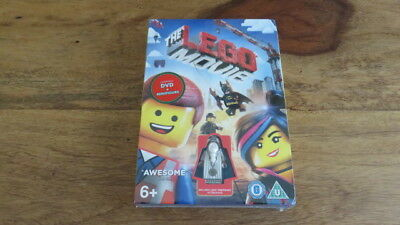 The Lego Movie - DVD and Mini figure - Vitruvius - Sealed