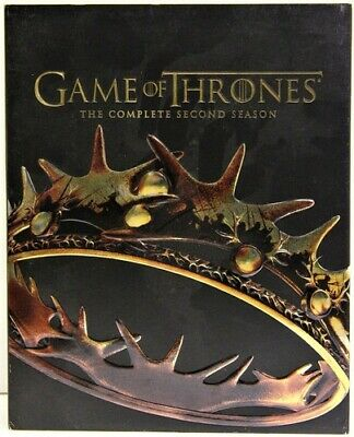 Game of Thrones - Complete Second Season Blu-Ray Box Set