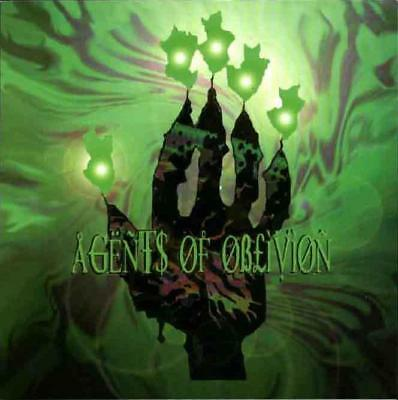 Agents of Oblivion - CD Acid Bath Dax Riggs New Sealed