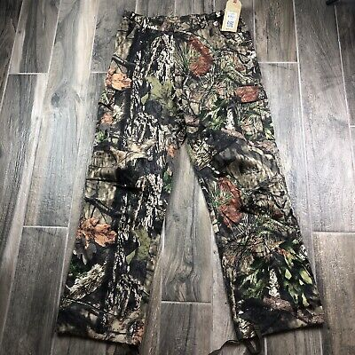 Mossy Oak Cotton Mill Hunt Pant Size Large NWT