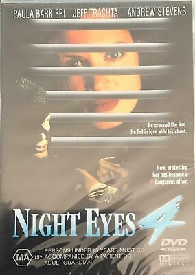Night Eyes 4 (DVD)  Brand New Sealed All Regions