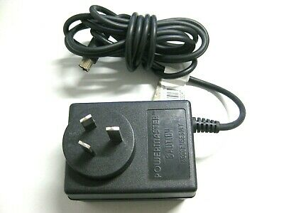 Powermaster 12V 1Amp Extra Low Voltage Adapter 48C12100A Power Supply