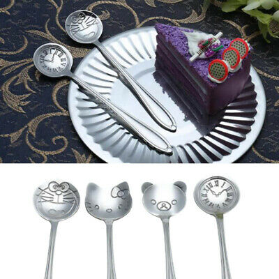 25A4 Stainless Steel Coffeespoon Cartoons Awards Ceremony Fairs Tableware
