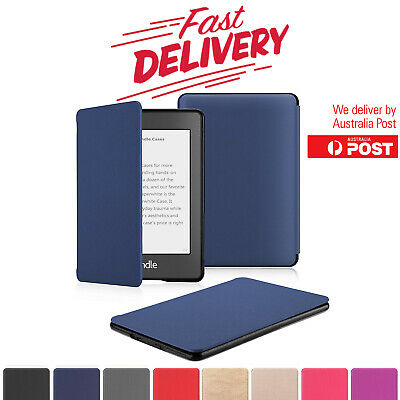 Leather Case Cover For Amazon All New Waterproof Kindle Paperwhite PQ94WIF 2019