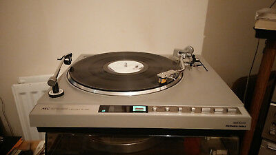 NEC P-735E direct drive turntable without lid