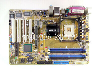 ASUS P4P800S-X MOTHERBOARD WINDOWS 10 DRIVER DOWNLOAD