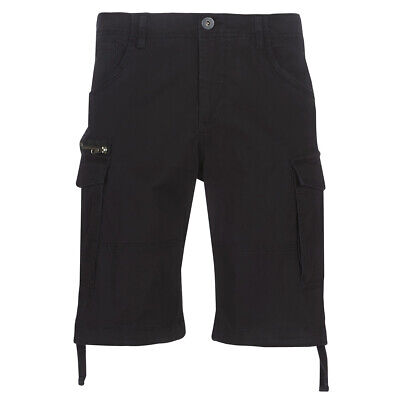 Pantaloni corti uomo Jack   Jones  JJICHOP  Nero  Jack   Jones 12451398M
