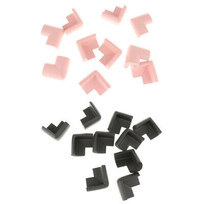 1X(10 pcs Table Desk Edges Angles Foam Protective Pad for Baby Safety T2Z2)