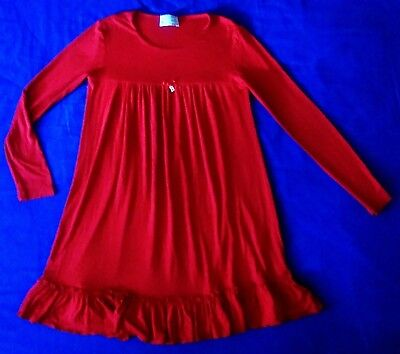 DRESS  child bambina MISS BLUMARINE  age 10 -anni  Made in Italy New Rare