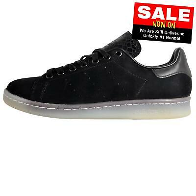Adidas Originals Stan Smith Mens Classic Casual Retro Trainers B Grade Black
