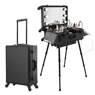 Rolling Cosmetic Boxes Salon Amp Spa Health Amp Beauty