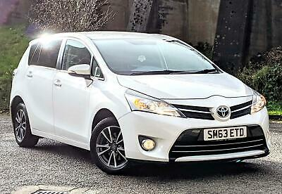 2013 Toyota Verso 2.0 D-4D Icon MPV 5dr Diesel Manual (7 Seats)