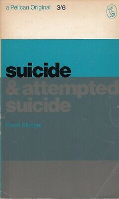 Suicide and attempted suicide - Erwin Stengel - Acceptable - Paperback