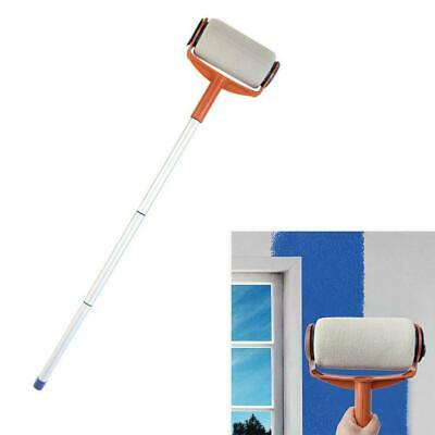 Multifunctional Paint Roller Brush Home Wall Decor Painting Tool Easy Use New