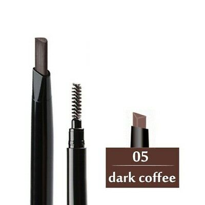 Double-ended Eyebrow Pencil Brush Pen Long Lasting Waterproof Makeup Tool #5