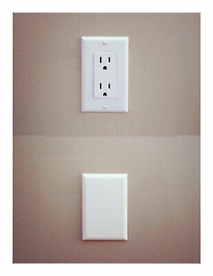 Dreambaby  CoverPlug  White  Plastic  Outlet Cover  2 pk