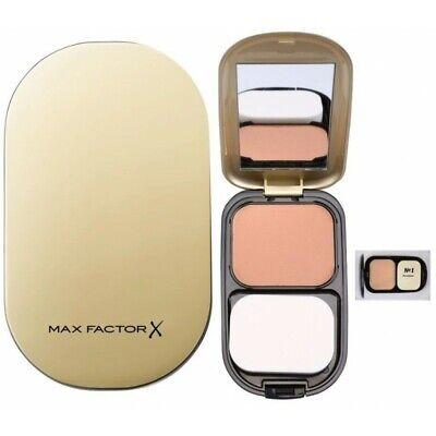 MAX FACTOR FaceFinity Maquillaje Compacto Compact Foundation 001 Porcelain SPF15
