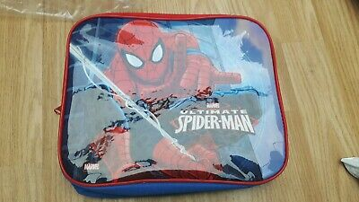 New Marvel Ultimate Spiderman lunch bag
