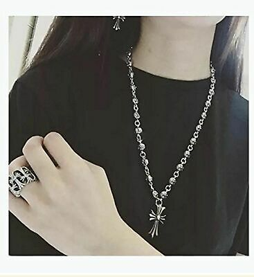 Generic Chrome Hearts Necklace European and American big influx of people... New
