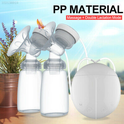 3024 USB Breast Pump Baby Suction Pump Breast Massager Feeding Pumping Mother