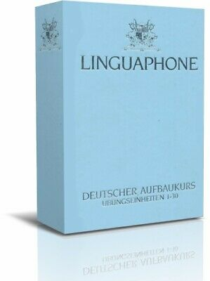 Linguaphone Advanced German - 2nd Stage Fluency Course