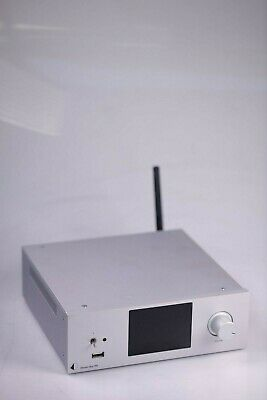 Pro-ject Stream Box RS Tube Media Player Pre Amp