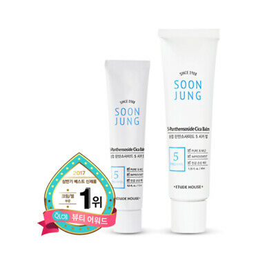 ​ETUDE HOUSE Soonjung 5-Panthensoside Cica Balm