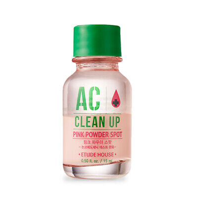 ​Etude House AC Clean Up Pink Powder Spot 15ml