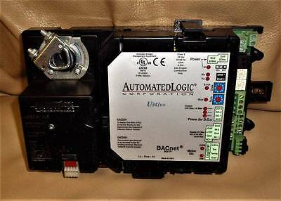 AUTOMATED LOGIC TYPE 003410 U341V  WITH LM24-M ALC Used