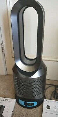 Dyson Pure Hot+Cool Link HEPA Air Purifier HP03 - Black/Nickel with bonus filter