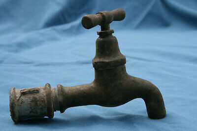 Bronze Antique Brass Garden Spigot Faucet