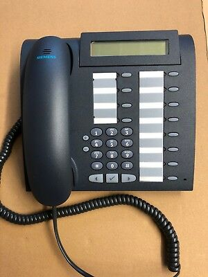 SIEMENS optiPoint 410 standard IP Telefon Telephon