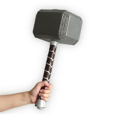 The Avengers Thors Hammer Cosplay Costume Figure Weapons Role Playing Costume