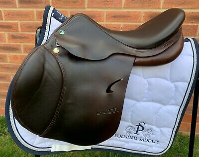 PRESTIGE DRESSAGE SADDLE - $500 00 | PicClick