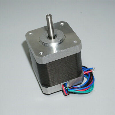 NEMA17 Stepper Stepping Motor 1.8 Degree 2-phase 4-wire long Shaft DIY CNC Robot