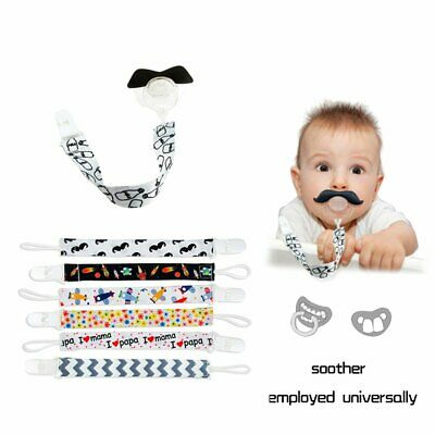 Clip Baby Pacifier Chain Clips Chupete Clips Baby Appease Pacifier Clip C C▩