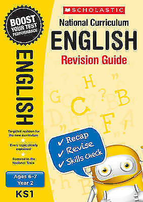 English Revision Guide - Year 2 by Lesley Fletcher, Graham Fletcher (Paperback,